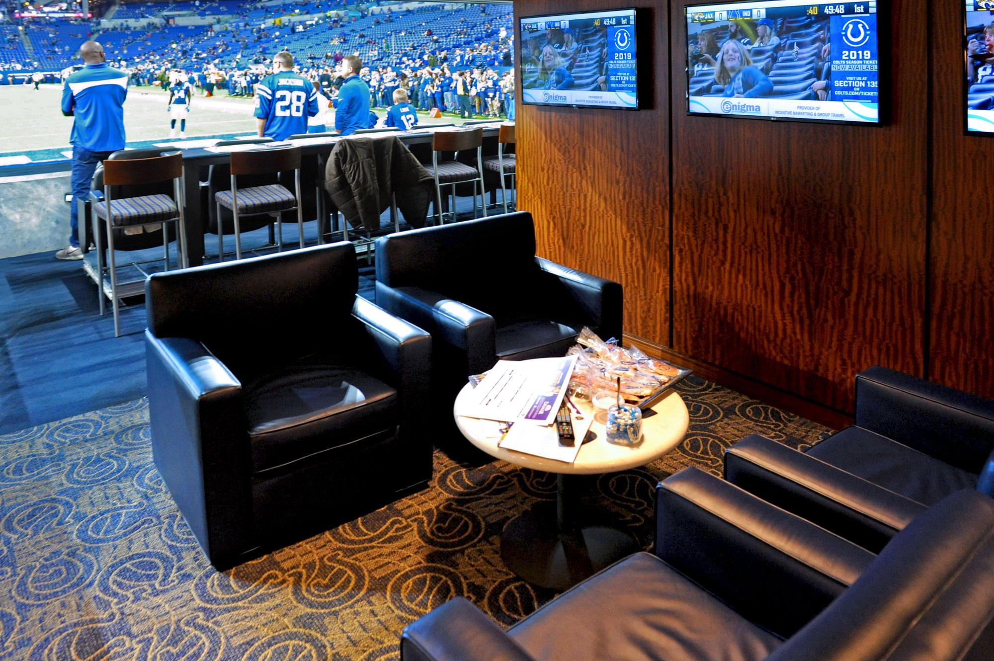 Field suite interior